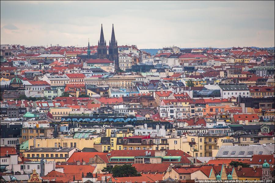Разноцветная Прага
