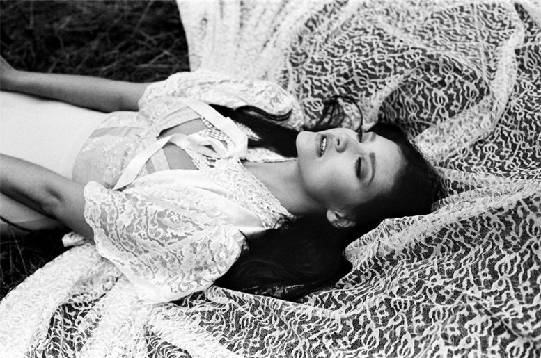 модель Ана / Ana, фотограф Brittany Markert