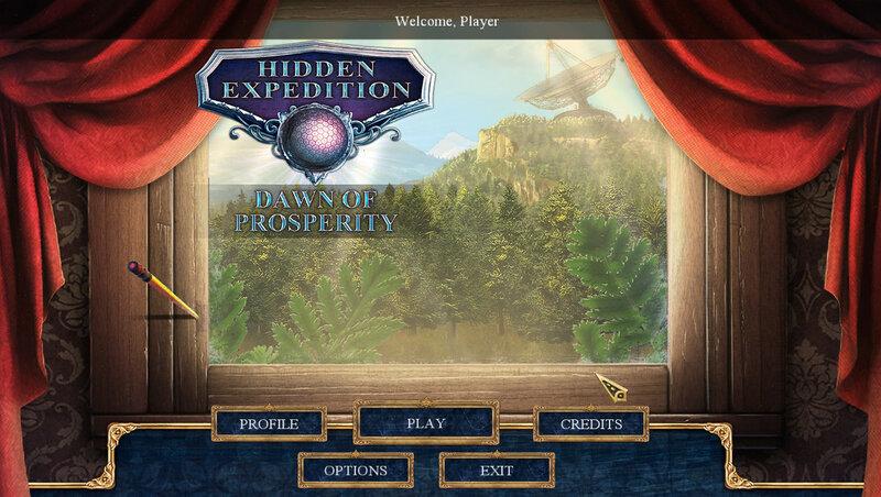 Hidden Expedition 9: Dawn of Prosperity