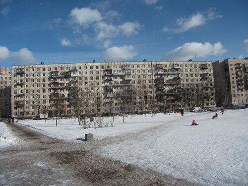 ул. Руднева 19к1