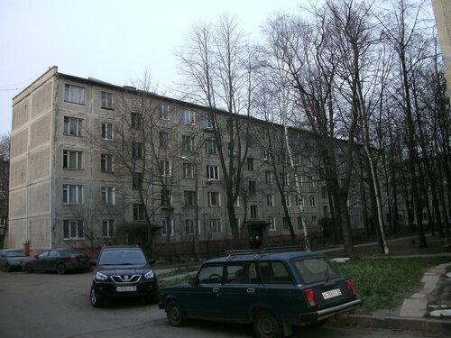 ул. Бабушкина 115к4