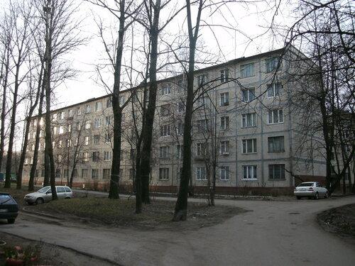 ул. Бабушкина 115к5
