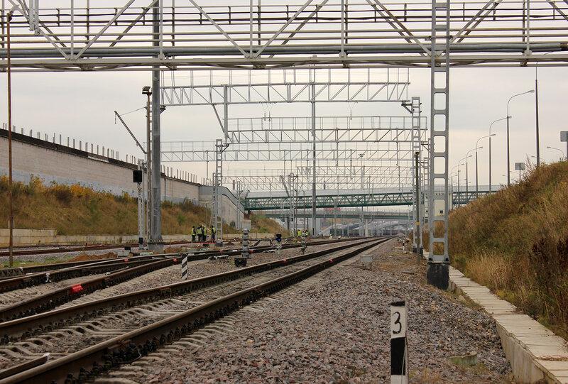 Станция Лефортово