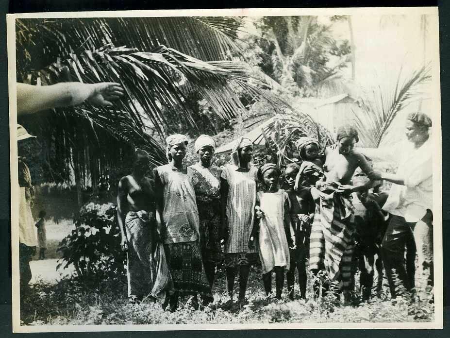 1930. Западная Африка