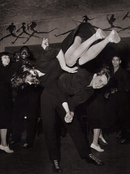 1950. В «Алой розе»