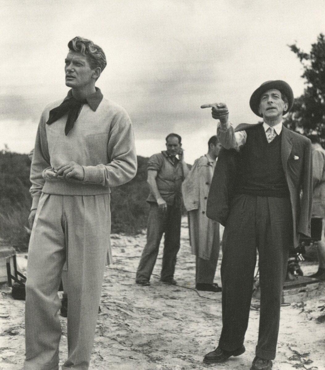 1949. Кокто и Жан Маре