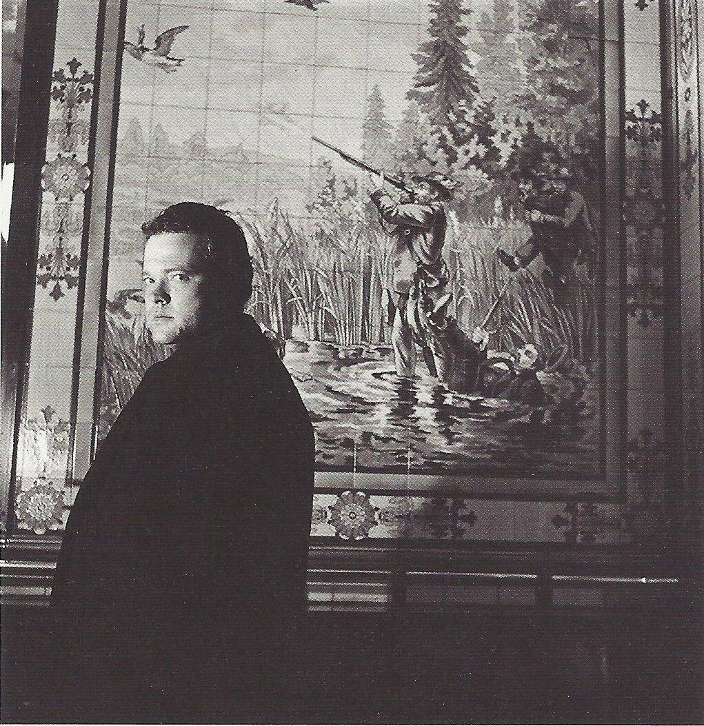 1949. Орсон Уэллс. Париж 10-й округ