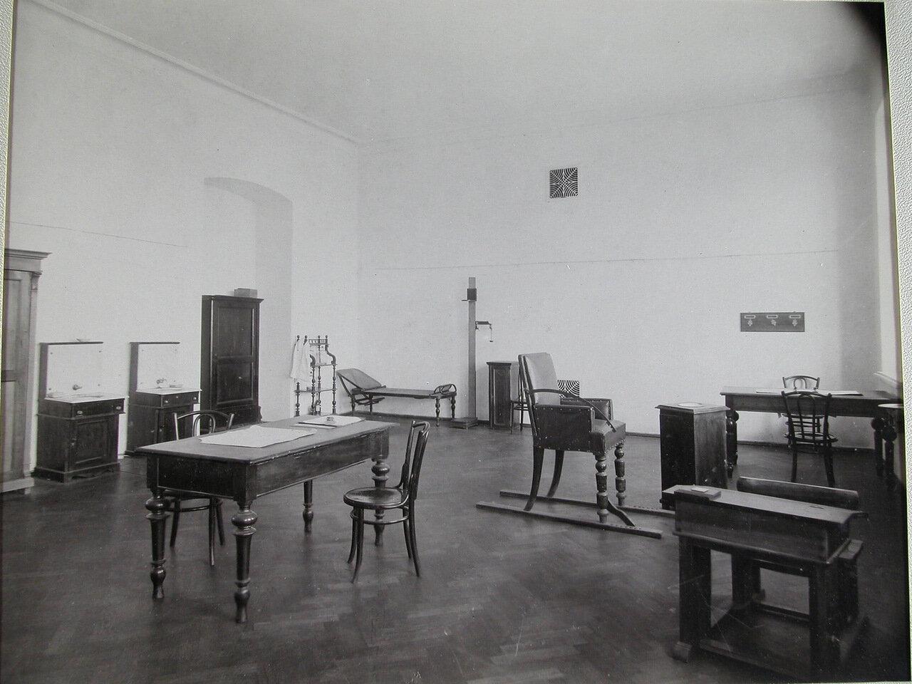 31. Вид медицинского кабинета