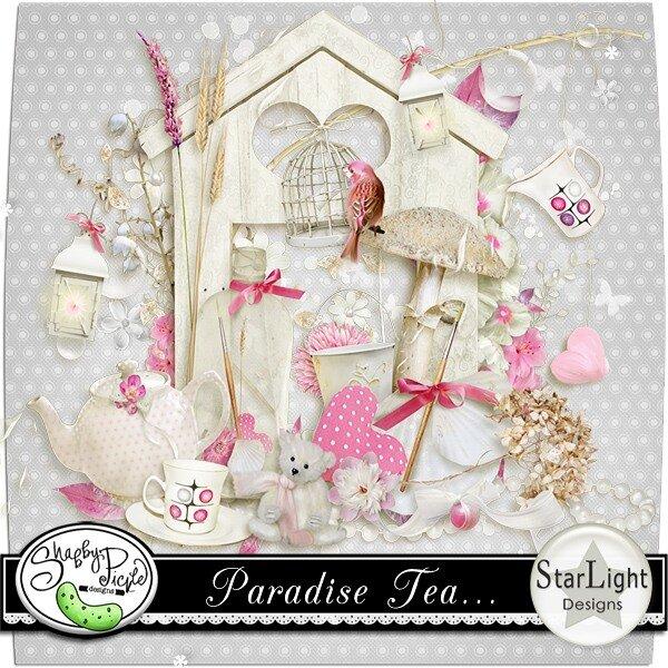 Райский чай