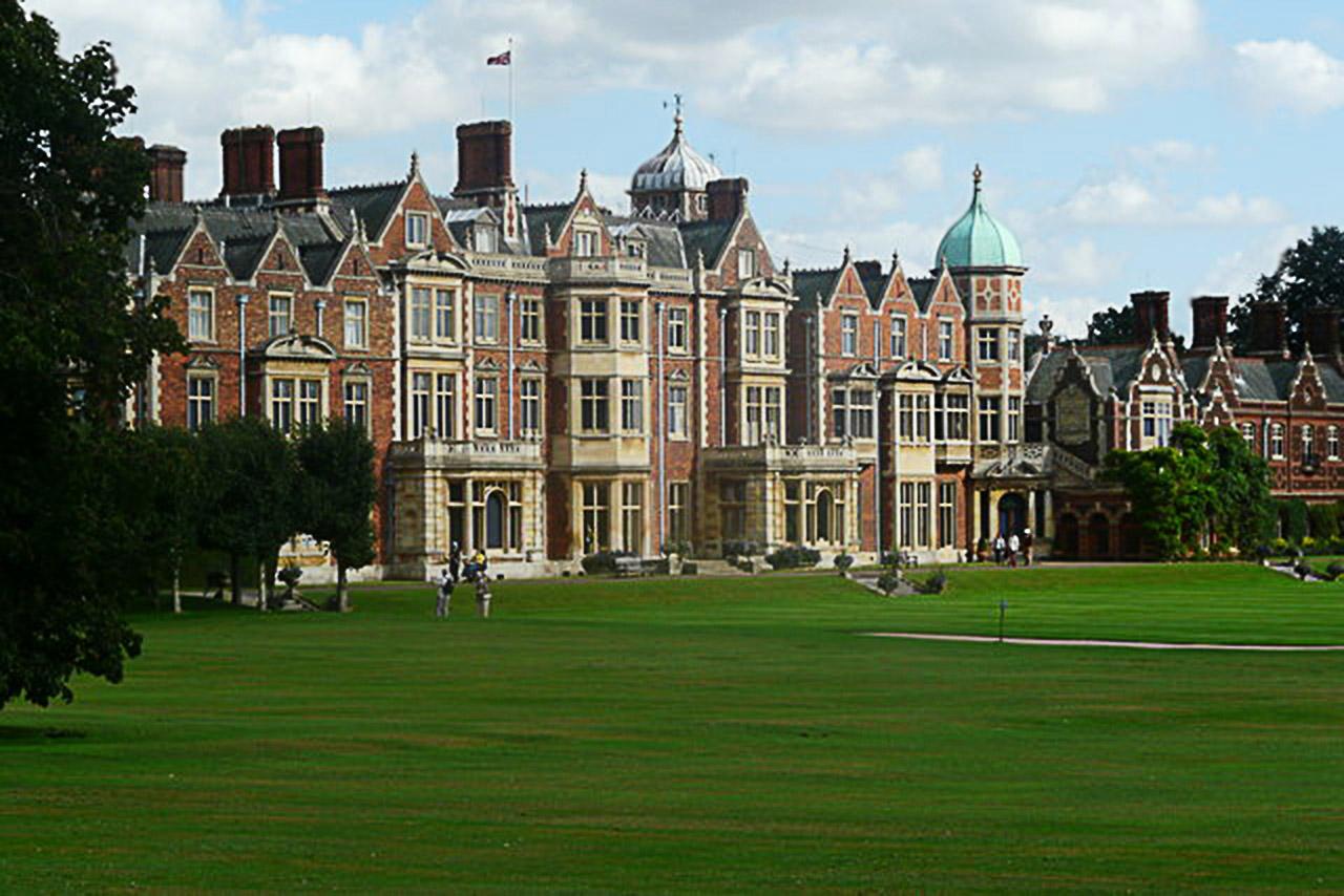 Сандрингемский дворец, Норфолк, Англия
