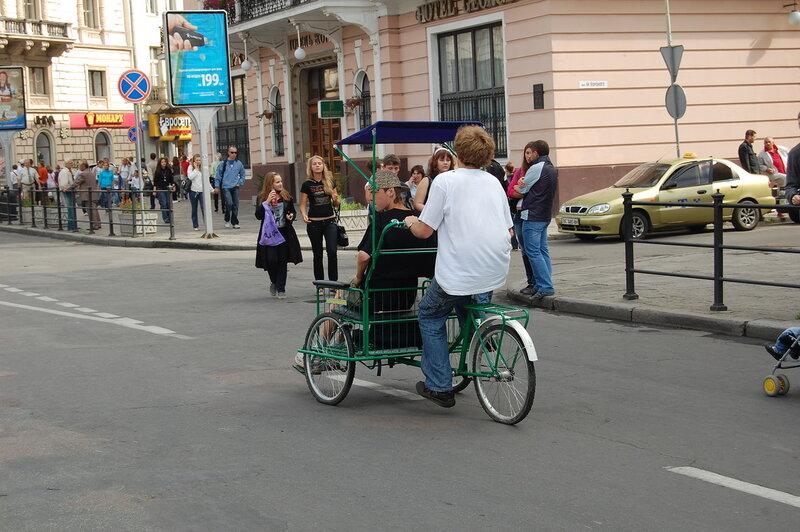 Город без автомобиля