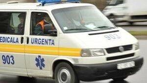 В Кишиневе 19-летняя девушка выпрыгнула из окна