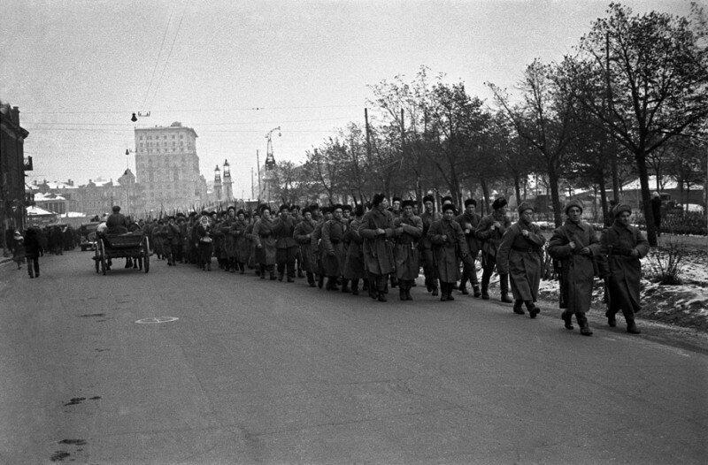 14 Московское ополчение. Октябрь 1941 г.jpg