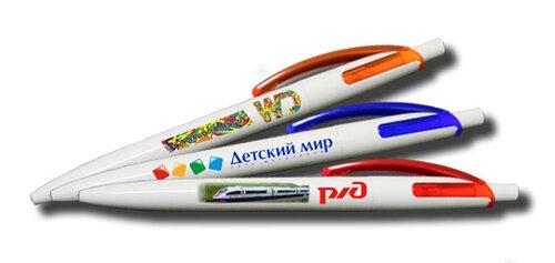 Удачный маркетинговый ход - рекламные ручки с логотипом