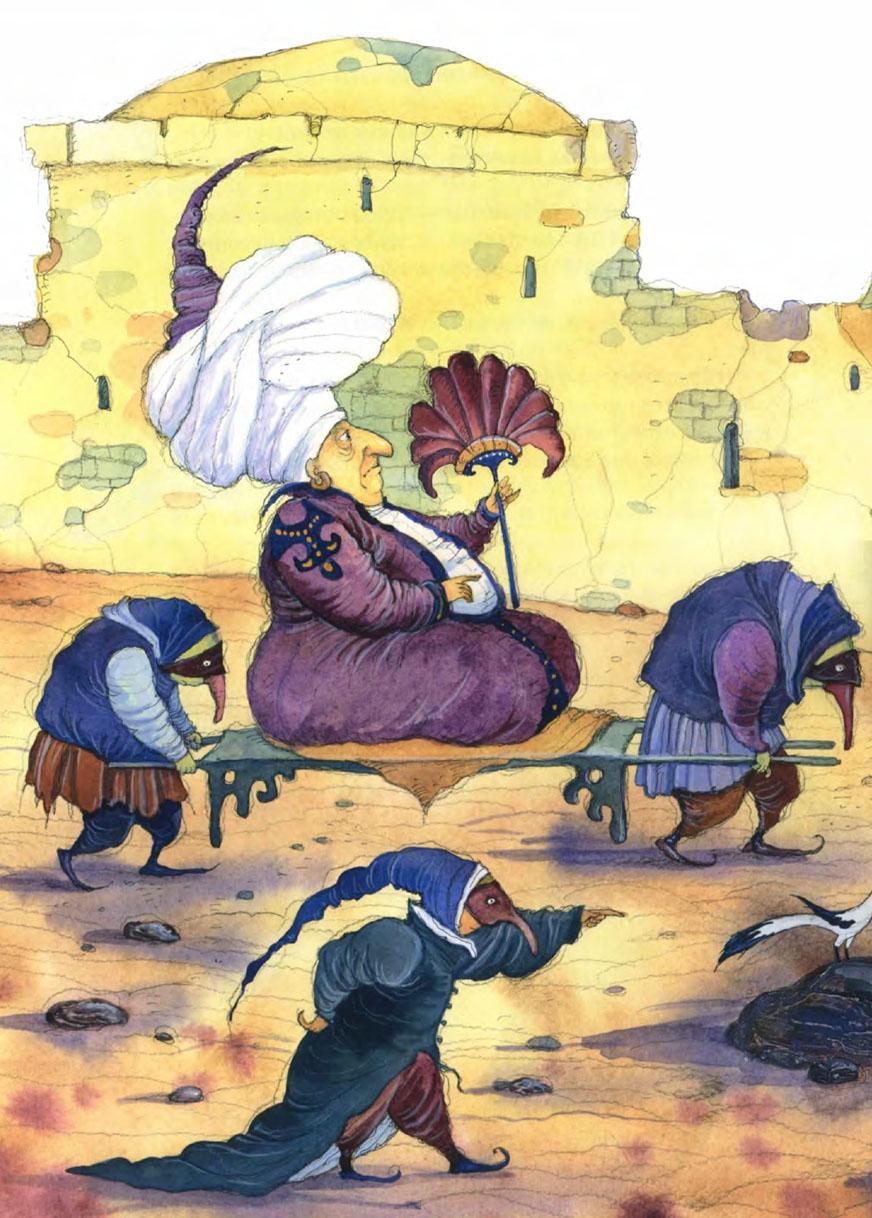 иллюстрации к африканским сказкам этого возникают трудности