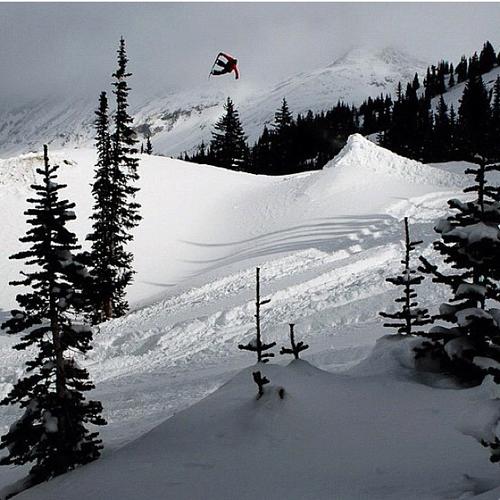 Сноубординг и инстаграм