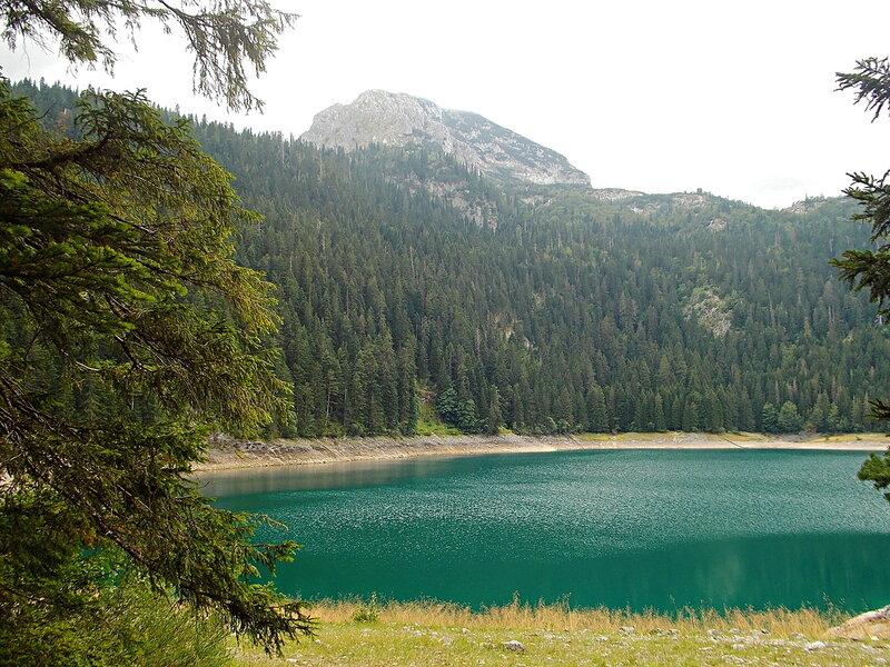 Черное озеро. Парк Дурмитор. Черногория