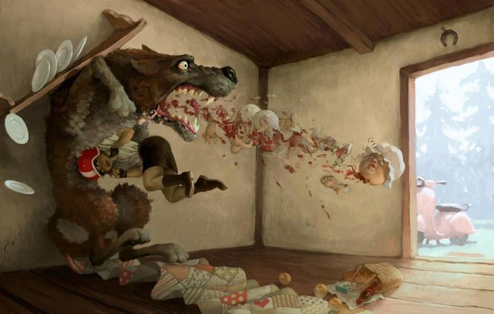 Забавные рисунки для взрослых (Вальдемар Казак)