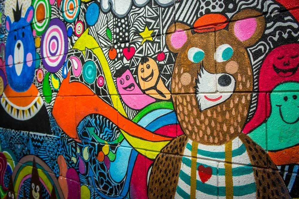 Музей плюшевых мишек в Паттайе
