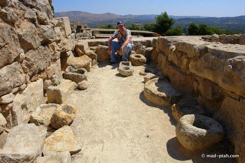 греция, крит, фестос