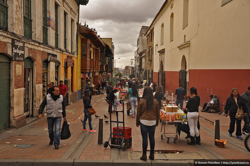 0 181a88 f3cb778c orig День 203 205. Самые роскошные музеи в Боготе – это Музей Золота, Музей Ботеро, Монетный двор и Музей Полиции (музейный weekend)