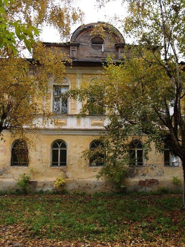 Городской особняк, 1-я половина XIX века