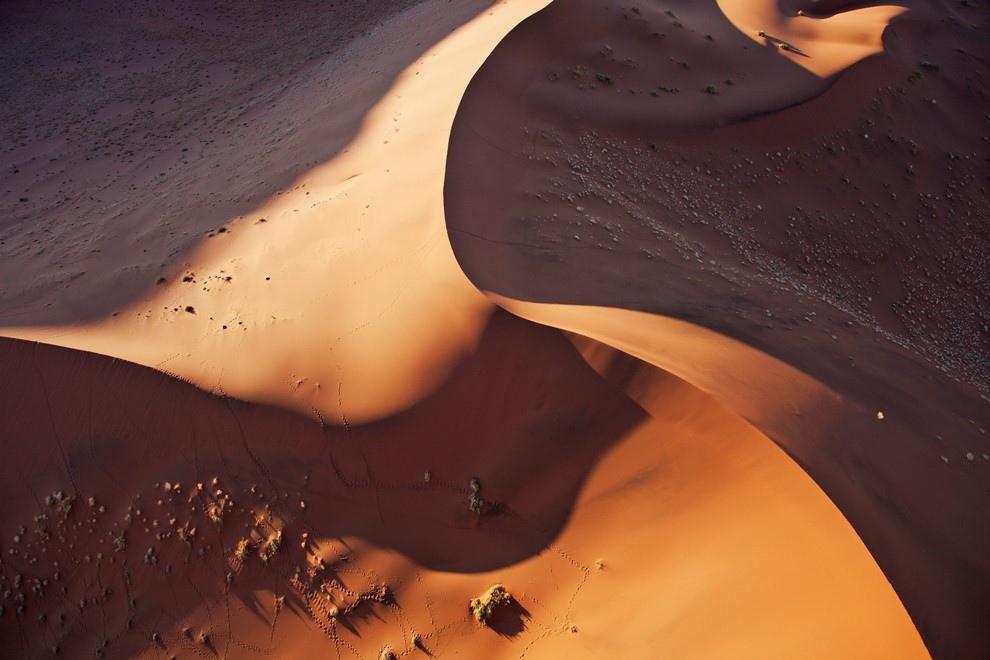 7. Красные песчаные дюны Соссусфлей