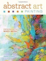 Книга Abstract Art Painting: Expressions in Mixed Media