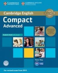 Аудиокнига Compact Advanced Student's Book Whith Ansvers