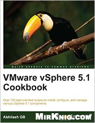 Книга VMware vSphere 5.1 Cookbook