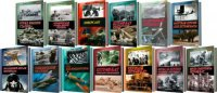 Книга Библиотека Победы (14 книг) fb2 16,37Мб
