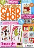 Журнал Cross Stitch Card Shop №88, 2013