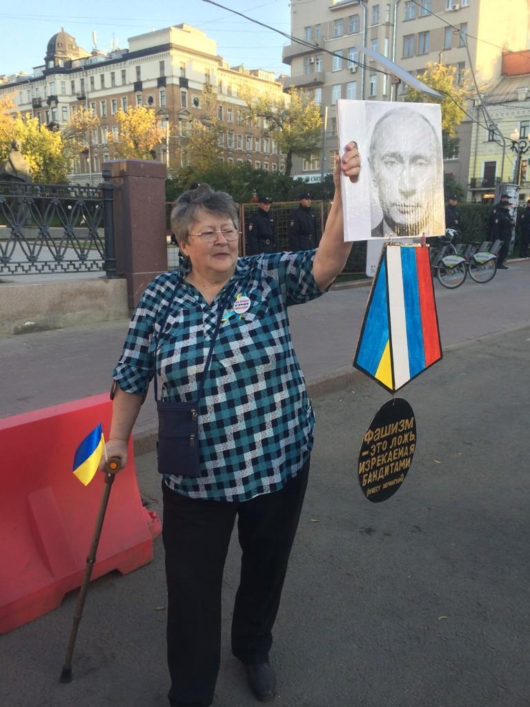 марш мира москва