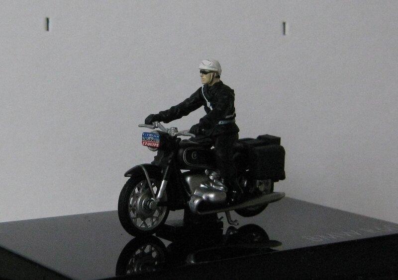 moto Gendarme