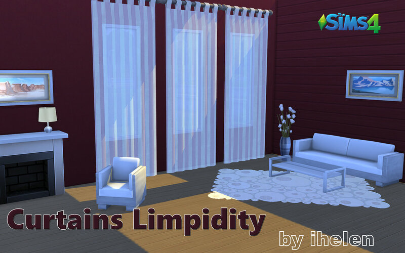 Curtains Limpidity by ihelen