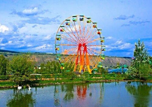 Красноярский зоопарк Роев ручей признан самым крупным зоопарком России