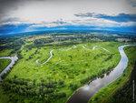 Река Молога. Поселок Максатиха. 1