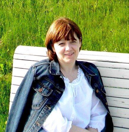 "Лена Воронова в ""Отраде"""