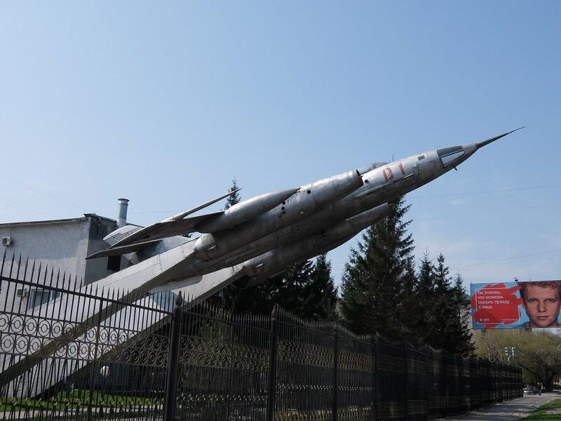 Барнаул - Бомбардировщик Як-28