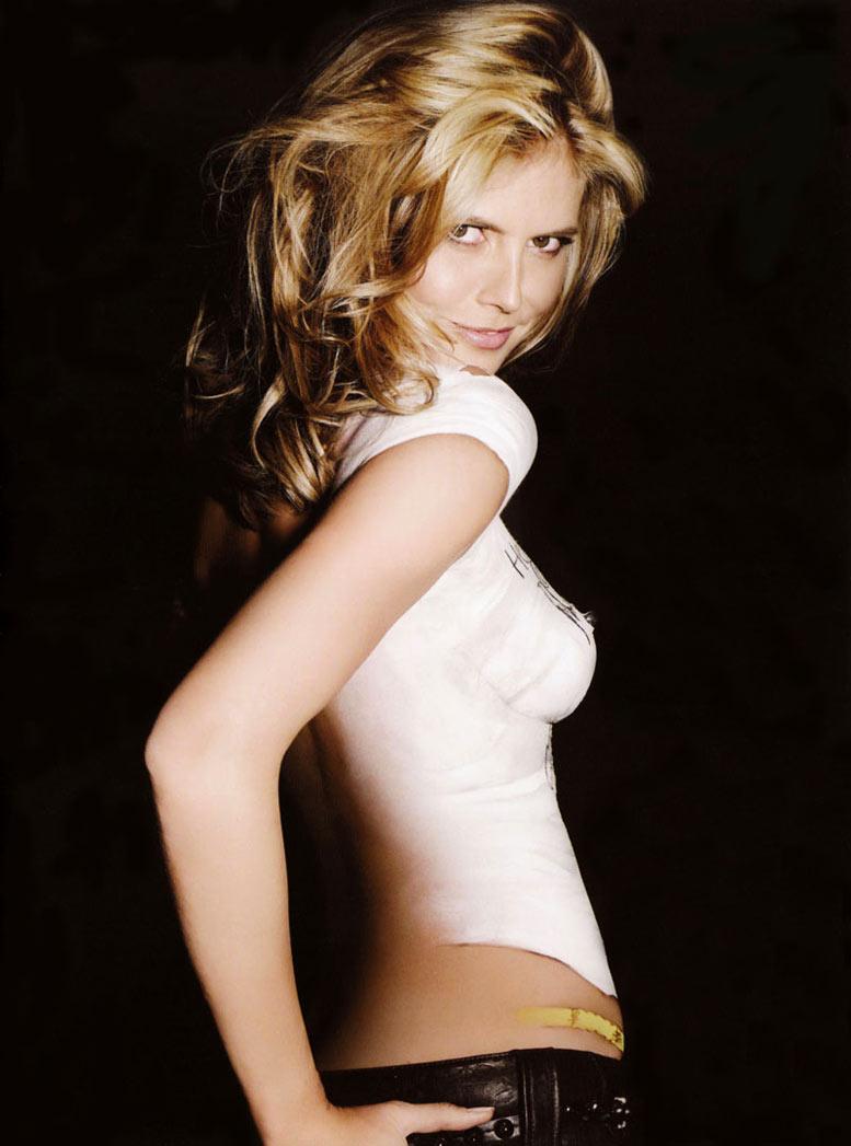 модель Хайди Клум / Heidi Klum