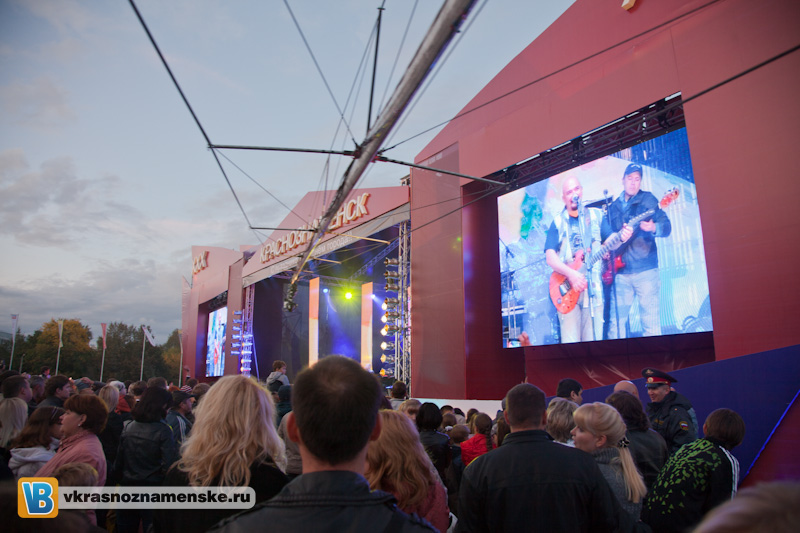 2011.09.17 День города Краснознаменск