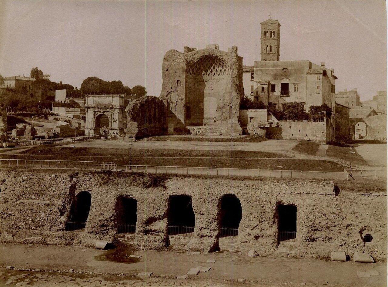 Алинари. Храм Венеры