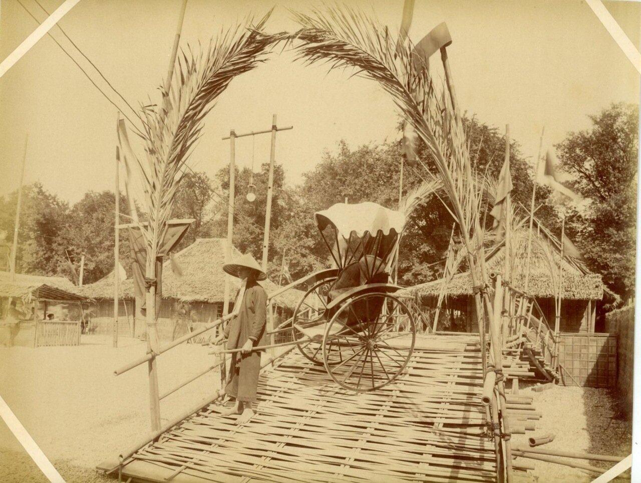 Тонкинский рикша