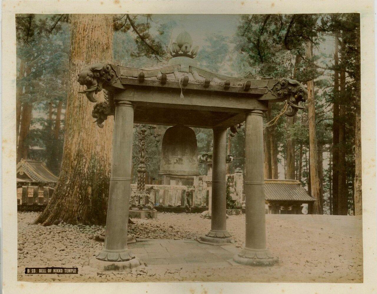 Никко. Храмовый колокол