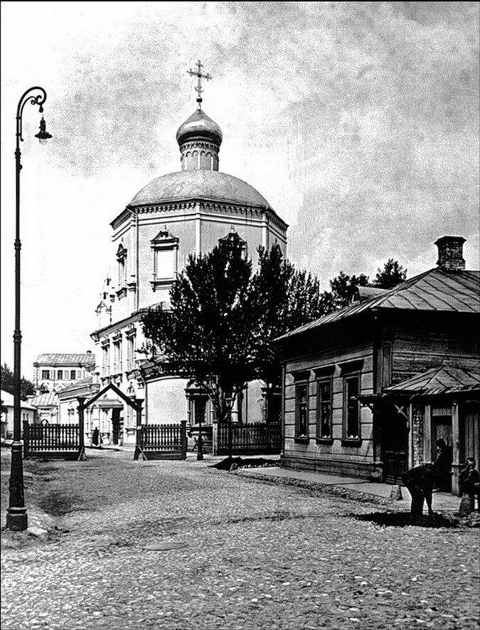 523. Церковь Неопалимой купины
