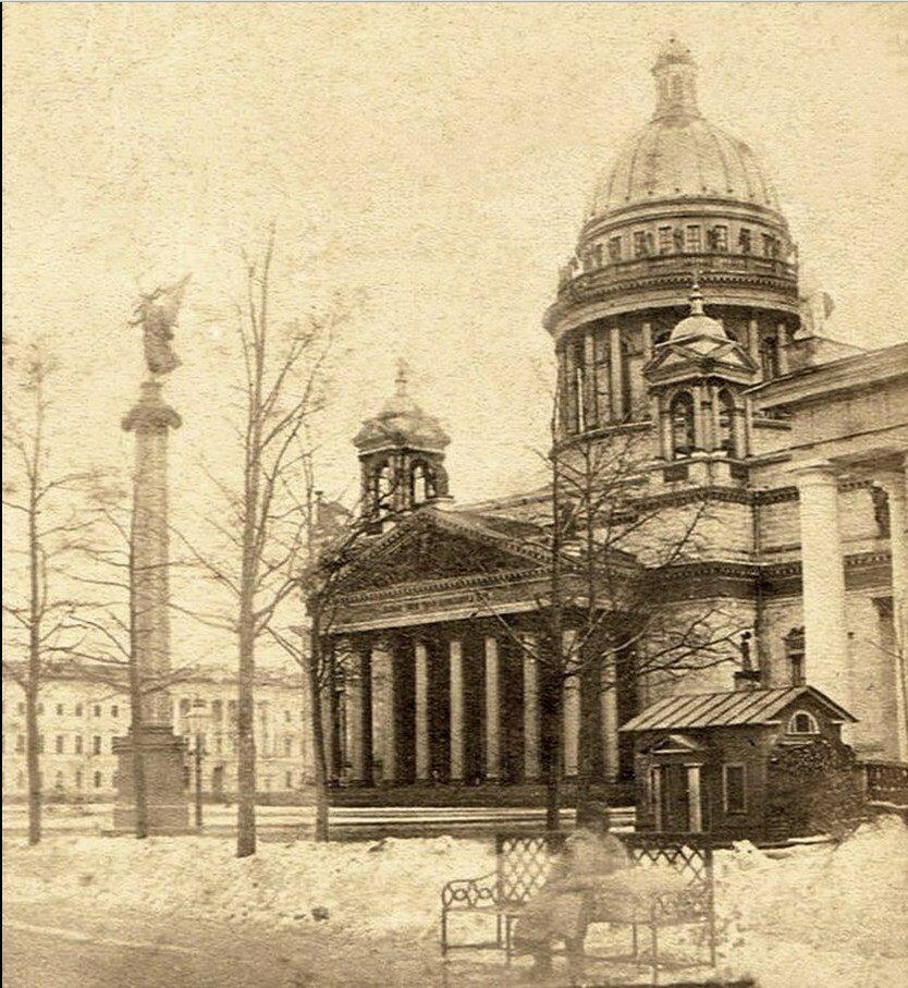 13. Исаакиевский собор. 1890