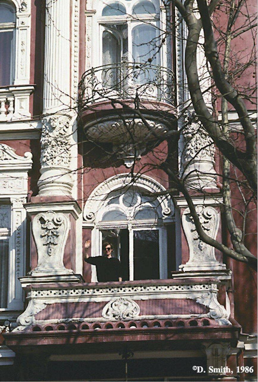 Одесса. Гостиница Красная Одесса