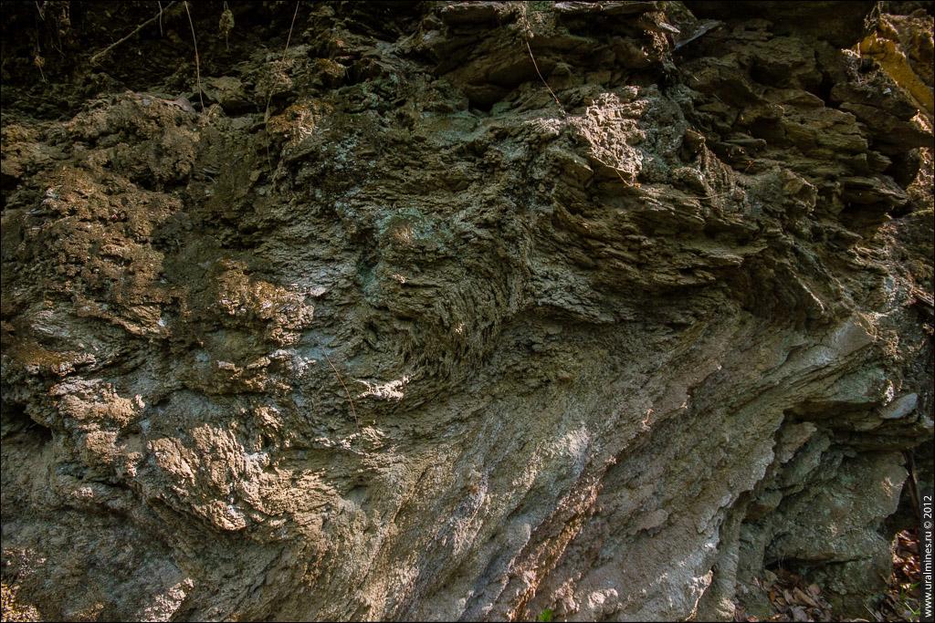 Песочный золотой рудник шахта