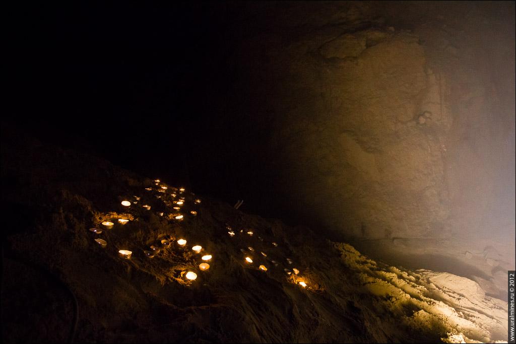 День рождения в заброшенной шахте