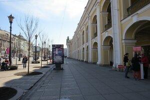 Достопримечательности Санкт-Петербурга: Гостиный двор